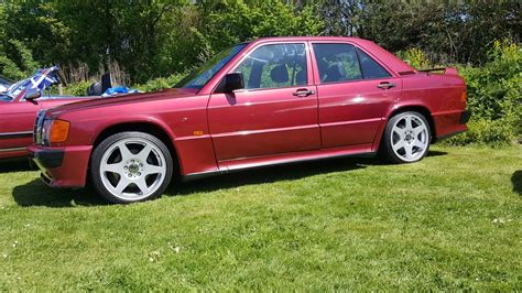 Find mercedes at the best price. 1989 W201 Mercedes 190E 2.5-16 Cosworth Auto SOLD | Car And Classic