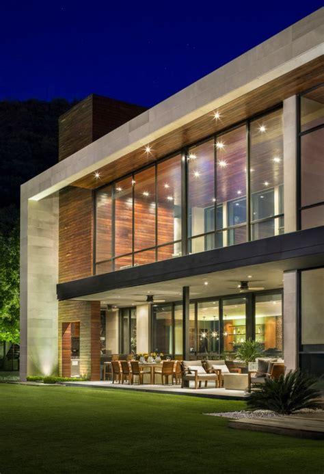 Modern Home Design Ideas Exterior by 20 Modern Home Exterior Designs