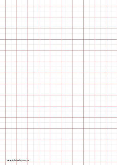 grid paper cm engineering
