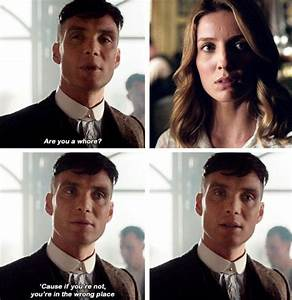 Peaky Blinders Thomas Shelby and Grace Burgess | Cillian ...
