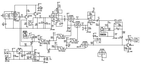 surfmaster pi metal detector schematic diagram