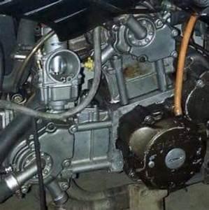 Diagram Mesin Honda Tiger