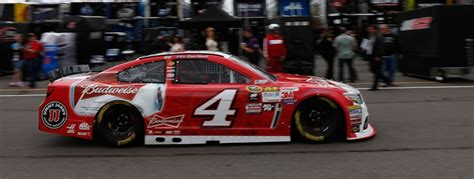 kevin harvick   budweiser chevrolet event preview