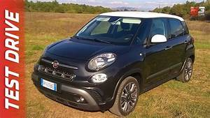 Fiat 500 Gpl : new fiat 500l gpl 2018 first test drive youtube ~ Medecine-chirurgie-esthetiques.com Avis de Voitures