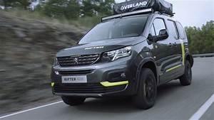 4x4 Peugeot : peugeot rifter 4x4 concept youtube ~ Gottalentnigeria.com Avis de Voitures