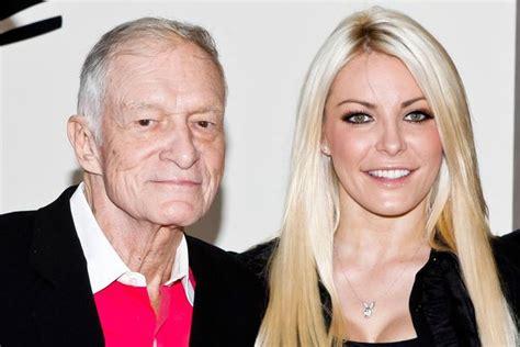 Hugh Hefner's wife reveals Lyme disease diagnosis and ...