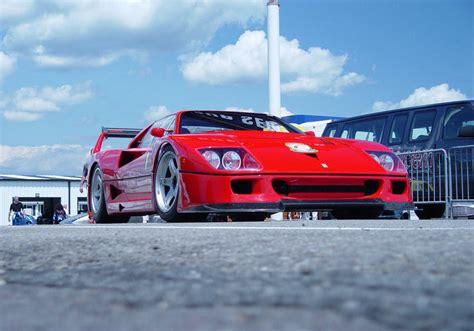 F40 Top Speed by 1989 1994 F40 Lm Review Top Speed