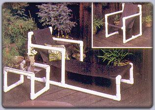pvc lawn furniture plan   outdoor plans