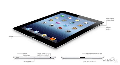 Apple New iPad 16GB (3rd Gen) Plans - WhistleOut