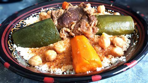 cuisiner coeur de porc couscous algérien par myriam délices