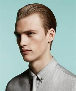 Cheveux En Arrière Homme : comment se lisser les cheveux en arriere homme coiffures ~ Dallasstarsshop.com Idées de Décoration
