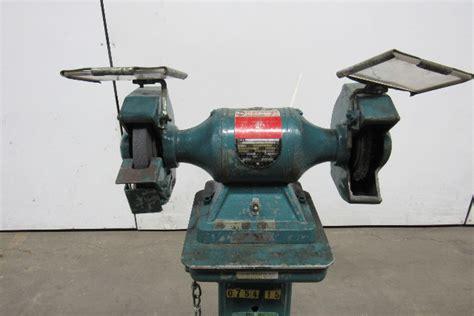 rockwell   hp  phase pedestal  grinder