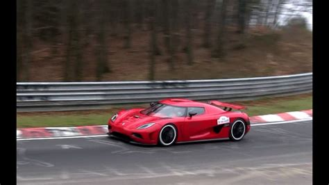 Driving On Nordschleife [1080p Hd