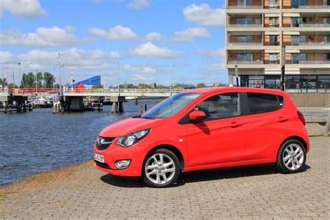 Opel Pl by Opel Karl 2015 Test I Dane Techniczne