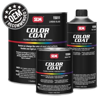 color coat mixing system system sem products