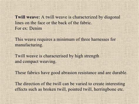 lessons  weaving