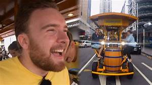 The pub crawling beer cycle turning heads in Auckland's ...