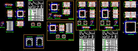 Box Auto Dwg by Box Culvert Dwg Block For Autocad Designs Cad