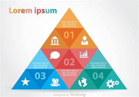 Colorful Pyramid Chart Download Free Vectors Clipart