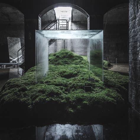 city park water and light installation is here at rasmus hjortsh 248 j photographs hiroshi sambuichi s Inspirational