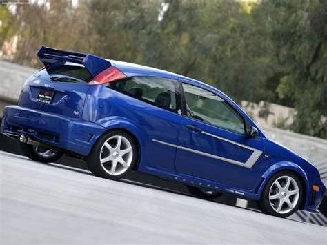 Focus Saleen by Saleen Ford Focus S121 N2o 2005 Picture 34 1600x1200
