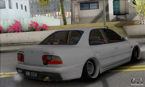 Proton Car : Proton Wira Slammed For Gta San Andreas