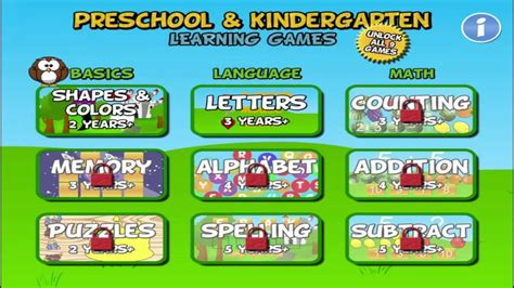 preschool and kindergarten learning gameplay 888 | maxresdefault