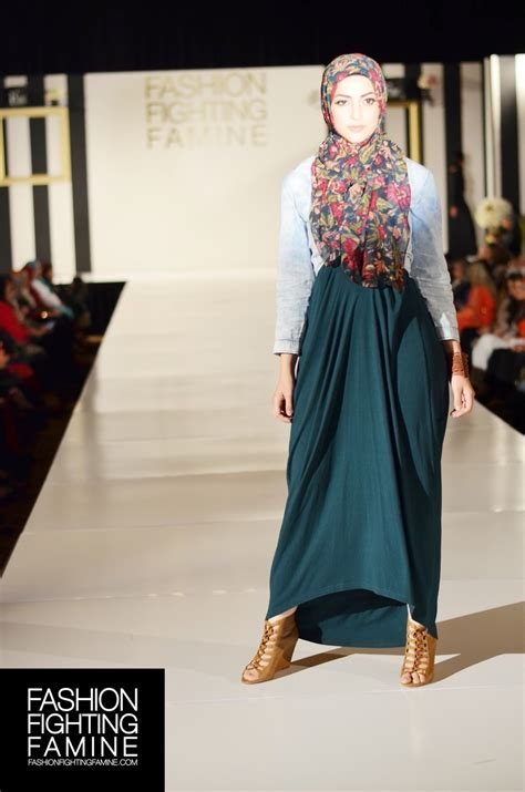 hijab house   fashionfightingfamine  fffshow