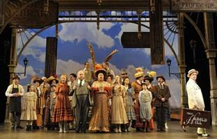 The Music Man Musical Theater