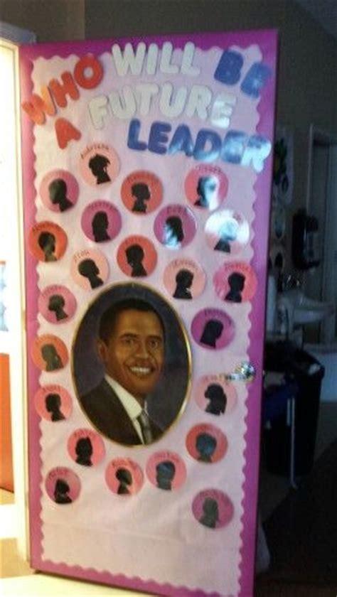 presidents day decorating ideas february classroom door s america president leader prek kindergarten 1st grade