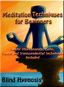 Meditation Techniques PDF Book for Beginners Free Download ...