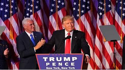 President Trump Donald Election Vice Victory Usa