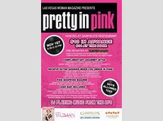 Pretty In Pink Party! Las Vegas Woman Magazine