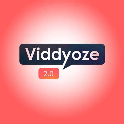 video intro maker video logos effects lower thirds viddyoze 2 0