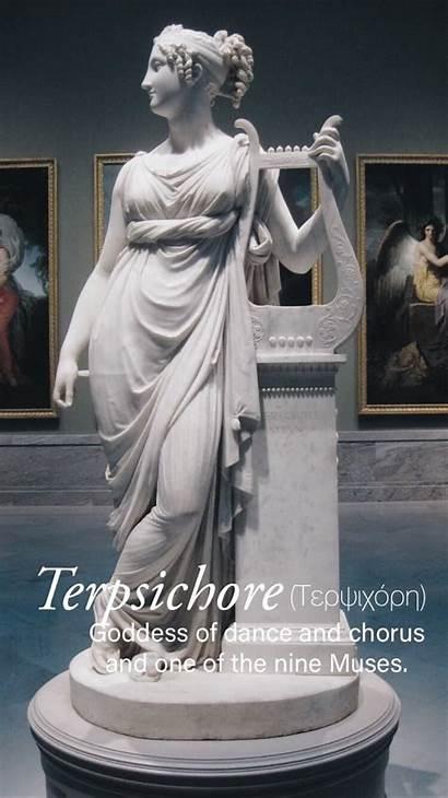 Aesthetic Greek Statue Wallpapers Gods Ancient Lockscreens