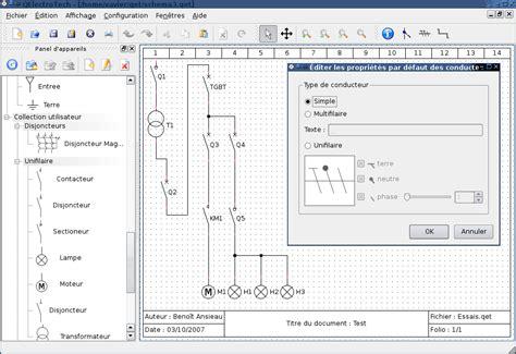 schema electrique gratuit 3 logiciels gratuit pour faire un schema electrique t 233 l 233 charger