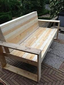 Gartenmöbel aus Paletten: inspirierende DIY Möbel für
