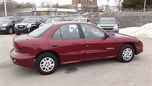 2005 Pontiac Sunfire Pursuit Low Kilometers For Sale In Oshawa