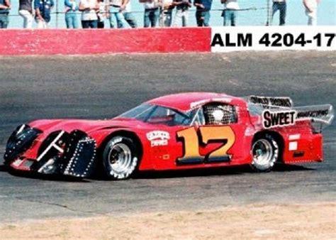 asphalt late model racing race cars dirt