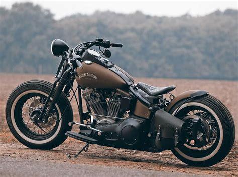 Harley Davidson Bobber, An Amazing Bike To Ride