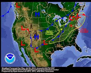 Severe weather and cold fronts | wildcard weather