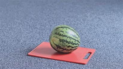 Satisfying Gifs Things Ever Watermelon Crush Incredibly