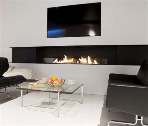 eco friendly ethanol fireplace wearefound home design