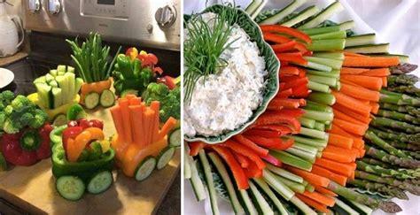 decoration de plat avec des legumes de magnifiques id 233 es pour faire des d 233 corations avec des l 233 gumes c est fait maison