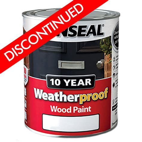 ronseal year weatherproof exterior wood paint satin