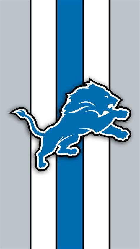 detroit lions iphone wallpaper detroit lions logo iphone 5 wallpaper 640x1136
