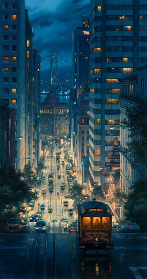 art  animation evgeny lushpin  vibes art