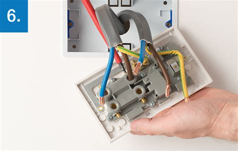 upgrade cooker control outlet bg electrical