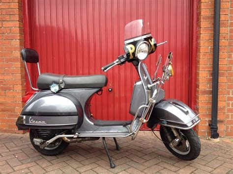 vespa px 125 vespa px 125 177cc in east calder west lothian gumtree