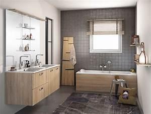 Salle De Bain Image : am nagement salle de bains de 6 m2 marie claire ~ Melissatoandfro.com Idées de Décoration